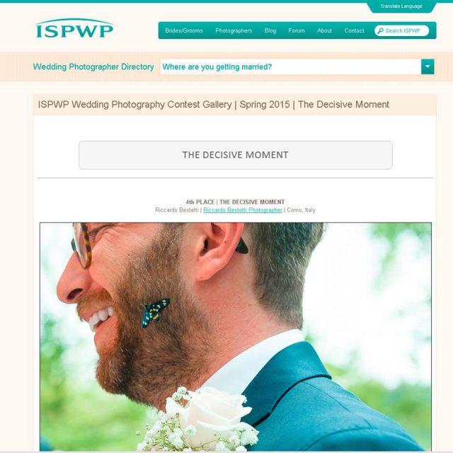 ISPWP award