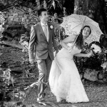 Amazing Wedding in villa cipressi from uk to italy