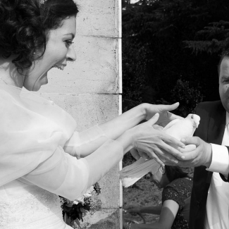 Traditional Italian Wedding in Lecco and Villa Parravicino Sossnovski