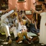 Amazing intimate wedding in Bellagio