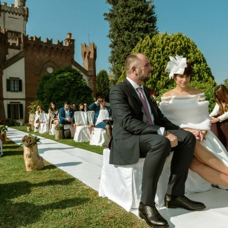 WEDDING PHOTOGRAPHER Italian wedding in a Castle