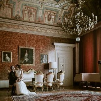 Wedding photographer: wedding at Villa Serbelloni Bellagio