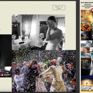 Also this year a confirmation: we are included in the top 100 world wedding photographers