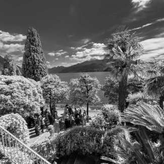 Wedding Photographer: from scotland to lake Como Villa Cipressi Varenna