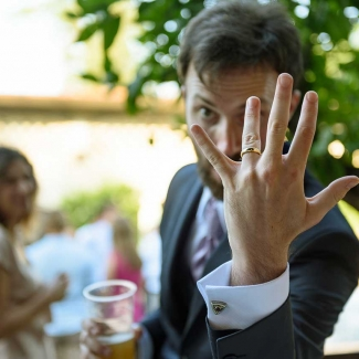 Wedding photographer: A sparkling Italian couple at the Agriturismo il nuovo bosco