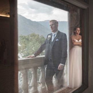 Wedding photographer: From UK to Villa Carlotta Lake Como