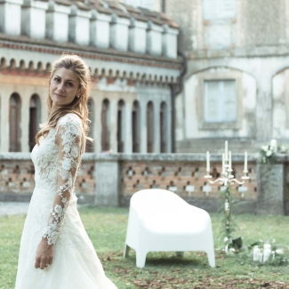 Wedding photographer: Traditional Italian wedding in Villa